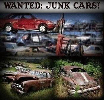 Sell Junk Car For Cash Near Me